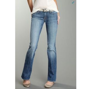 7FAM A Pocket Bootcut Jeans